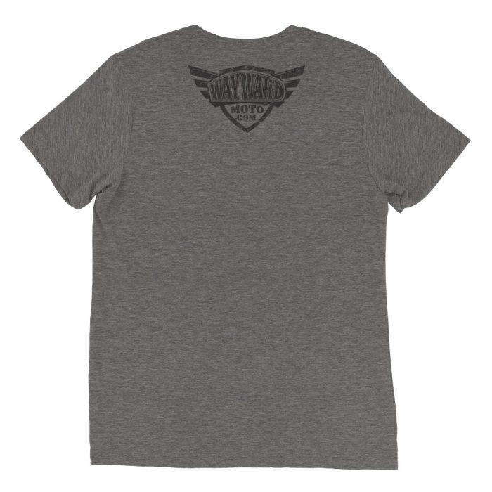 wayward motorcycle shirt