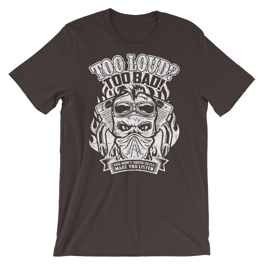 motorcycle t-shirts, biker t-shirts, graphic tees