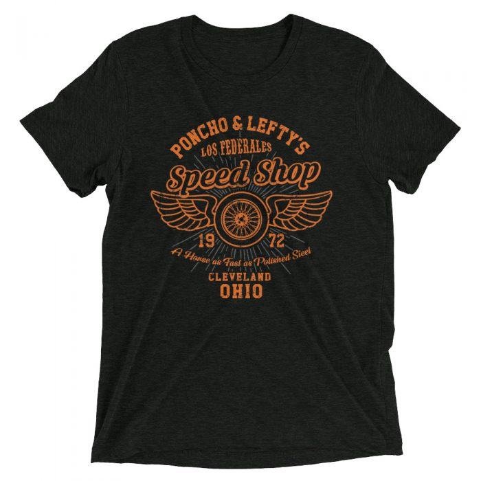 pancho and lefty motorcycle shirt