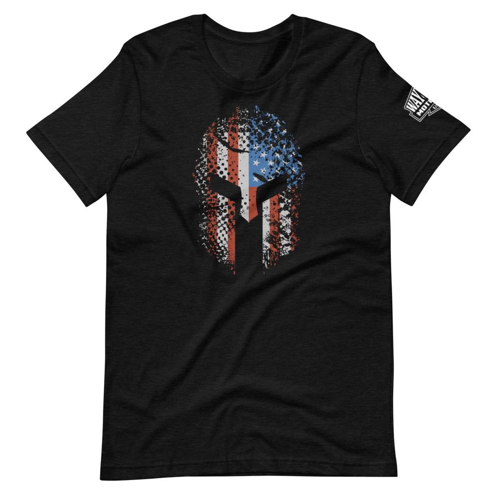 american knight motorcycle shirt