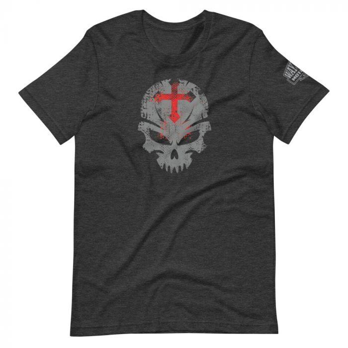 cross motorcycle t-shirt