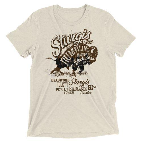 sturgis buffalo motorcycle shirt